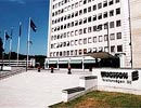 Trụ sở Ericsson tại Thuỵ Điển.