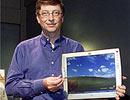 Bill Gates giới thiệu màn hình Mira.
