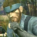 Nhân vật Snake trong game Metal Gear.