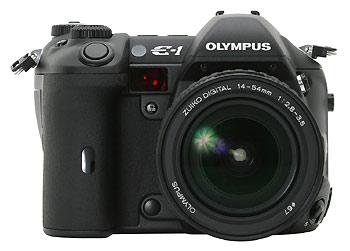Olympus E1.