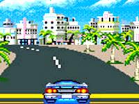 Một cảnh trong game Too Fast Too Furious.