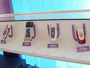 Một số loại máy Cityphone được sử dụng ở Việt Nam.
