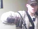 Hình ảnh của Benjamin Park qua webcam.