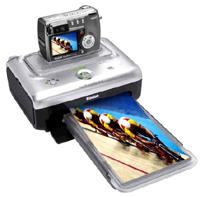 Máy in ảnh Kodak.