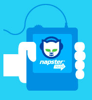 Napster To Go.