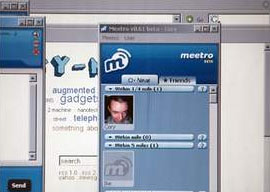Meetro dùng Wi-Fi, hệ thống định vị toàn cầu avf địa chỉ của người sử dụng nhập sẵn để xác định