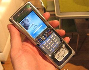 Nokia N91.