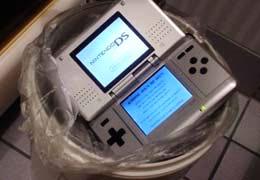Nhiễm Trojan, Nintendo DS chỉ còn là phế liệu.