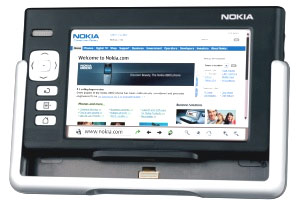 Nokia 770 dùng hệ điều hành Linux.