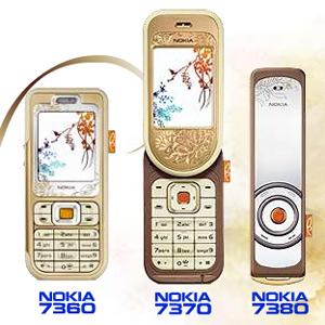 Bộ sưu tập L'Amour của Nokia.