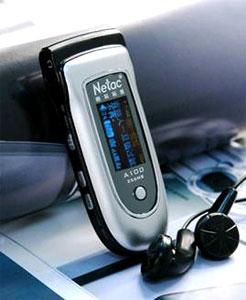 Netac A100. (Ảnh: My driver)