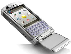 P990i sử dụng bàn phím QWERTY. Ảnh: Sony Ericsson.