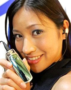 Sony NW-S700F. Ảnh: AP.