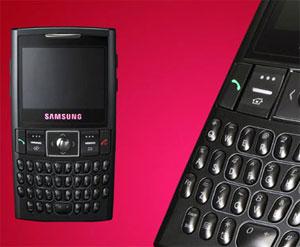 Samsung i320N. Ảnh: Infosyncworld.