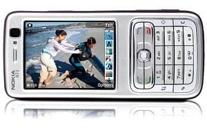 Nokia N73. Ảnh: Amobil.