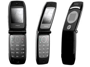 Dopod S300 - điện thoại Strar Trek. Ảnh: Mac4thai.