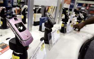 Motorola được ưa chuộng ở Trung Quốc. Ảnh: Reuters.