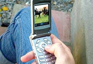 Điện thoại truyền hình được sử dụng tại nhiều nước tiên tiến.Ảnh: Maindata.
