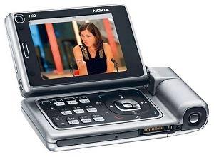 Nokia N92. Ảnh: 3G.