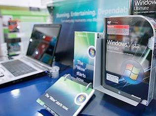 Windows Vista. Ảnh: KomoTV.
