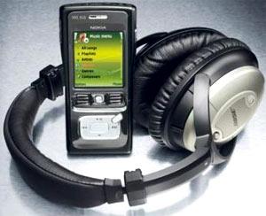 Nokia N91Music Edition. Ảnh: Voxim.