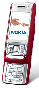 Nokia E65 điện thoại dành cho doanh nhân. Ảnh: 3G.