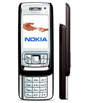 Nokia E65 dày 15,5 mm. Ảnh: Cnet.