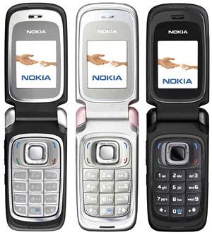 Nokia 6085. Ảnh: Infotropic.