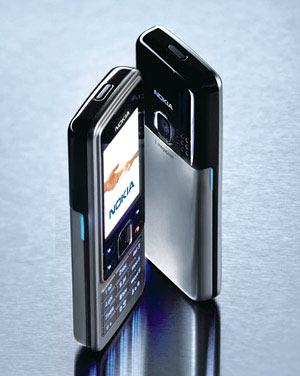 Nokia 6300, điện thoại siêu mỏng đầu tiên của Nokia. Ảnh: Elmundo.