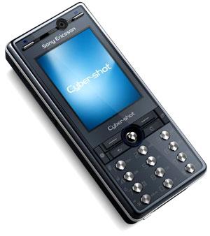 Sony Ericsson K810i. Ảnh: 3dnews.