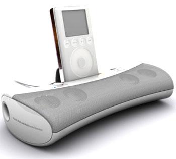 DreamGEAR I dành cho iPod. Ảnh: Cesweb.