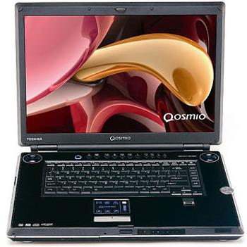 Dòng Qosmio và model X205 của dòng Satellite còn được trang bj hệ thống âm thanh gia đình. Ảnh: Gizmodo.