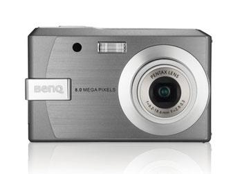E820 là một chiếc máy ảnh toàn diện, đa năng. Ảnh: BenQ.