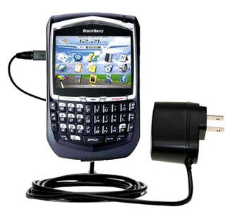 BlackBerry - tên tuổi nổi tiếng tại Mỹ. Ảnh: Gomadic.