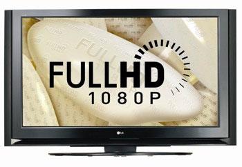 TV Plasma mới nhất của LG có đường chéo màn hình 60 inch. Ảnh: Lge.