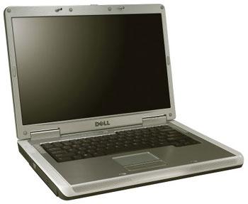 Inspiron 1501 sử dụng bộ xử lý AMD Sempron.