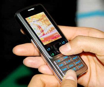 Nokia 6300 thành công ở toàn châu Á. Ảnh: Handcellphone.