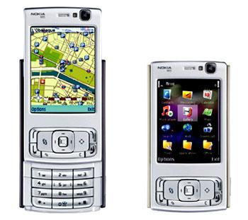 Nokia N95 trở lại sau một tháng vắng bóng. Ảnh: Gizmodo.