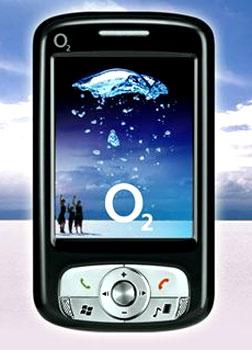 O2 Xda Atom Life có bộ nhớ trong tới 1 GB. Ảnh: Luxury-gadgets.