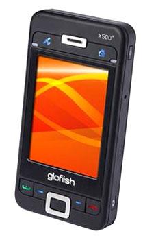 E-Ten Glofiish X500+ màu đen ấn tượng. Ảnh: Mobiletopsoft.