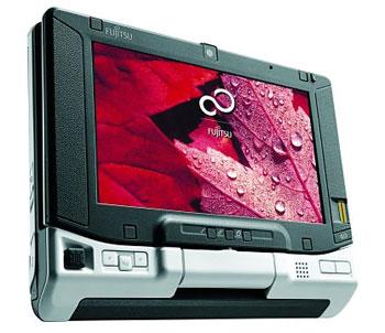 LifeBook U1010 là chiếc UMPC đầu tiên của Fujitsu tại châu Á.