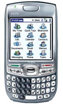 Palm Treo 680. Ảnh: Mobiledevice.