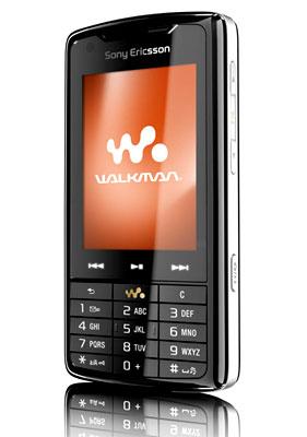 Sony Ericsson W960i có màn hình cảm ứng rộng 2,6 inch. Ảnh: Mobileburn.