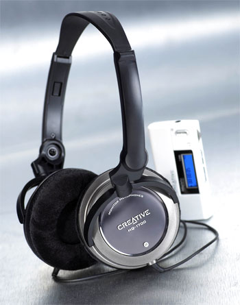 Tai nghe Creative HQ-1700. Ảnh: Creative.