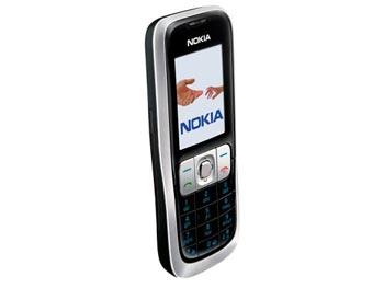 Nokia 2630 thiết kế nhỏ, gọn. Ảnh: Cnet.