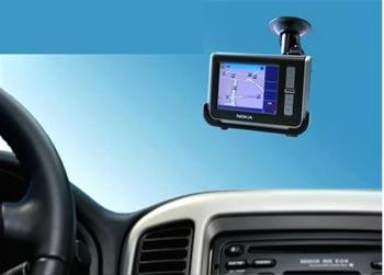 Năm 2008, Nokia phát triển điện thoại GPS