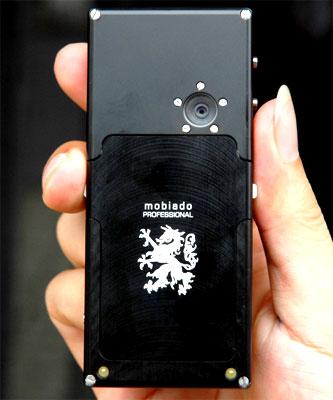 Mobiado 'xịn' với logo