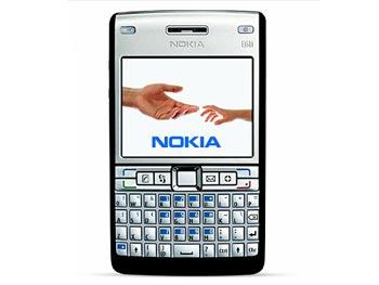 Nokia E61i hỗ trợ kết nối 3G và Wi-Fi. Ảnh: Cnet.