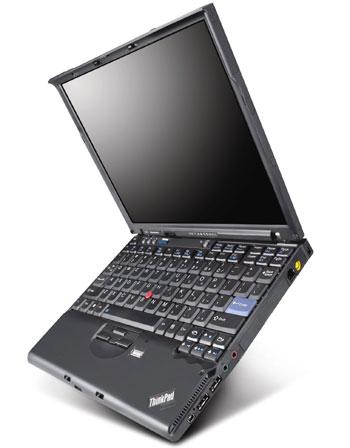 Pin của lenovo ThinkPad X61 hoạt động liên tục được trong một thời gian dài. Ảnh: Widter.
