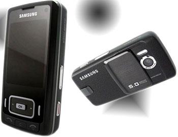 Samsung G800 được trang bị máy ảnh 5 Megapixel. Ảnh: Trustedreviews.